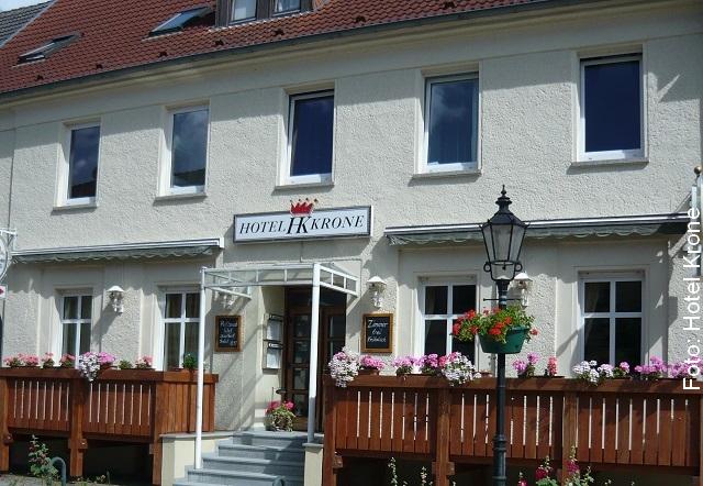 Kleines Landhotel in der Nähe von Rheinsberg