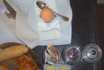 Frühstück oder Vollpension