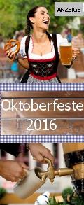 Termine und Buchung Oktoberfest 2016